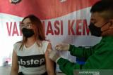 459.504 warga Sulawesi Tenggara sudah menjalani vaksinasi COVID-19