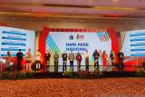 PWI berikan apresiasi pejabat daerah melalui Anugerah Kebudayaan PWI