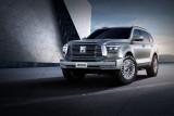 Great Wall Motor China akan hadirkan pesaing Land Cruiser Prado