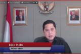 Erick Thohir sebut kerja sama BUMN dan BUMDes perlu dioptimalkan