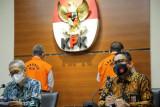 KPK perpanjang 40 hari penahanan Bupati Bintan nonaktif Apri Sujadi