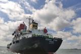 Kapal tanker berbendera Panama ditangkap di Perairan Batam