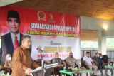 Wakil Ketua MPR di Lampung tekankan urgensi pemahaman Empat Pilar