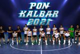 PON Papua- Tim futsal Kalbar terus jaga stamina jelang PON Papua