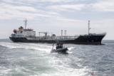 TNI AL tangkap tanker berbendera Panama yang berlayar di Perairan Batam