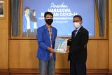 Mahasiswa KKN UMP peroleh penghargaan Relawan COVID-19 dari Bupati Banyumas