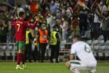 Cristiano Ronaldo memecahkan rekor gol internasional