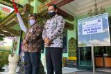 Kompleks Balai Kota Yogyakarta resmi ditetapkan menjadi kawasan wajib vaksin