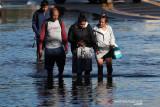 Badai Ida kejutkan warga Kota New York dengan banjir