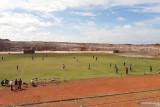 Seorang tlet sepak bola Kepri ikut pemusatan latihan Timnas U-18