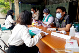 UPT BKN Palangka Raya mulai laksanakan SKD CPNS, sejumlah peserta tak hadir