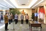 Airlangga Hartanto lantik anggota bidang kebijakan strategis BP Batam