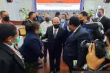 Gubernur Papua Enembe akan evaluasi kinerja pimpinan OPD