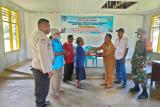 Aparat TNI/Polri dampingi penyaluran BLT tahap dua di Biak Utara Papua