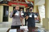 Polisi tangkap oknum satpam THM di Kendari edarkan 475 gram sabu