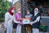 Dompet Dhuafa dan IFG Life gulirkan paket nutrisi untuk Dhuafa dan pasien isoman