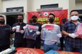 Polisi amankan terduga pelaku pembunuh perempuan muda  di Banjarnegara
