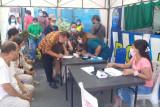 Polres Sangihe buka pelayanan vaksinasi di tiga kecamatan