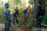 Satgas TMMD ke-112 Kodim Sangihe siapkan lokasi di Kampung Pindang