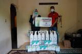 Dompet Dhuafa salurkan donasi tabung oksigen dan masker KN95 untuk I.E.A Bogor
