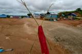 Masyarakat adat MOI memalang tempat pemakaman COVID-19 Kota Sorong