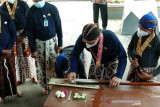 Jamasan pusaka pemkab motivasi ASN hadirkan birokrasi bersih