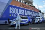 Pemkot Makassar dan Pemprov Sulsel integrasikan layanan isoman pasien COVID-19