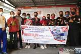 Honda Sulteng Gelar Kampanye Keselamatan Dengan Protokol Kesehatan Ketat