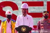 Jokowi resmikan Bendungan Way Sekampung