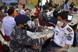 Lantamal VI tugaskan nakesnya pada Gebyar 75.000 Vaksin di PIP Makassar