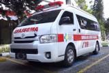 Jepang mendonasikan 15 unit mobil ambulans untuk PON Papua