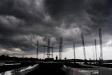 BMKG: Hujan lebat disertai angin diprakirakan meliputi sejumlah provinsi