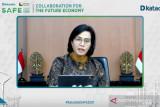 Sri Mulyani sebut realisasi anggaran 7 BLU Kemenkeu capai Rp23,76 triliun