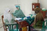 Kemenag Kab. Magelang gelar vaksinasi massal di ponpes