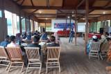 Dinas Pariwisata Pessel gelar pelatihan digitalisasi branding pemasaran untuk tingkatkan pengetahuan pelaku wisata