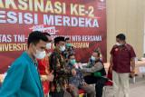 Vaksinasi Presisi Merdeka Goes to Campus Digelar Kembali di UIN Mataram