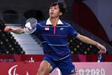 Indonesia bawa pulang medali perak dan perunggu dari tunggal putra SU5