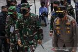 Kunjungan Kerja Panglima TNI di Palu