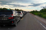 Pembangunan jalan Layang di Bukit Rawi Kalteng diminta dipercepat