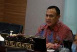 KPK menetapkan Bupati Banjarnegara Budhi Sarwono sebagai tersangka