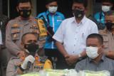 Pemilik 28 kg sabu di Asahan terancam  pidana mati