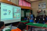 PLN Solok edukasi siswa tentang budaya kerja industri