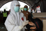 Tarif tes usap antigen di Pelabuhan Tanjungpinang  Rp85 ribu