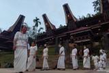 Wanita lansia turut meriahkan Toraja International Festival 2021