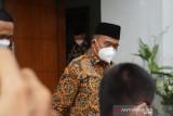 Muhadjir Effendy menemui Syafii Maarif di Yogyakarta