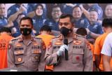 Kapolres Lombok Tengah AKBP Hery siap bersinergi dengan wartawan