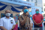 Wali Kota Solo dorong pedagang dan pembeli bertransaksi non tunai