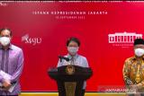 Presiden Joko Widodo harapkan perdagangan RI-UEA bisa naik 2-3 lipat melalui IUAE-CEPA