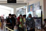 Sektor penerbangan di Lampung berangsur pulih