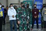 Panglima TNI kembali meninjau langsung vaksinasi di Bantul